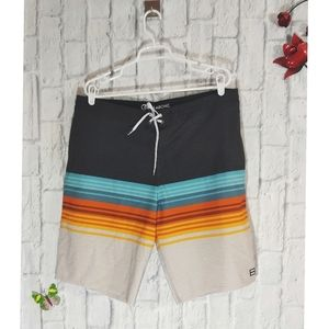 Billabong Recycler Spinner Lo Tide Board Shorts